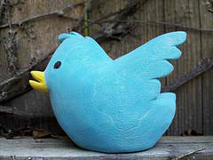 Twitter Bird by chaztoo, on Flickr