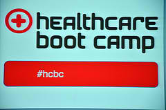 Healthcare Bootcamp 2011 #hcbc hashtag by mariachily, on Flickr