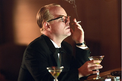 Philip Seymour Hoffman by Wolf Gang, on Flickr