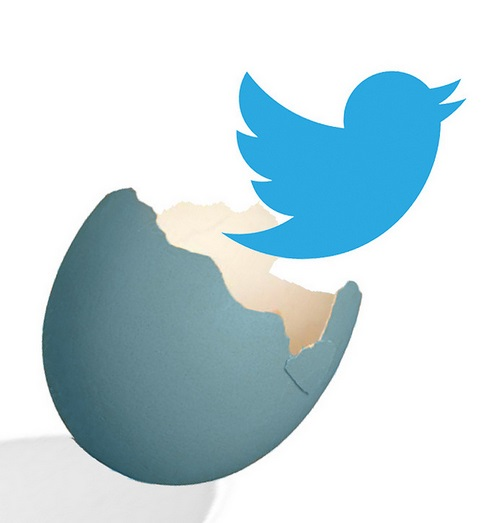 Emerging Media - Twitter Bird by mkhmarketing, on Flickr