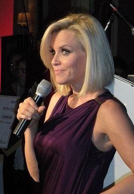 Jenny McCarthy w/Mic by planetc1, on Flickr