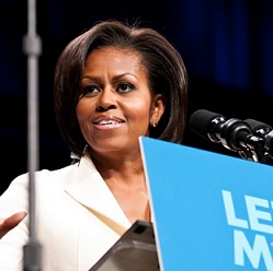 Despite Twitter Backlash, FLOTUS' #LetsMove Campaign Holds Strong