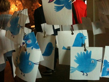 Twitter birds by mariahagglof, on Flickr