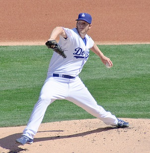 Clayton Kershaw by SD Dirk, on Flickr